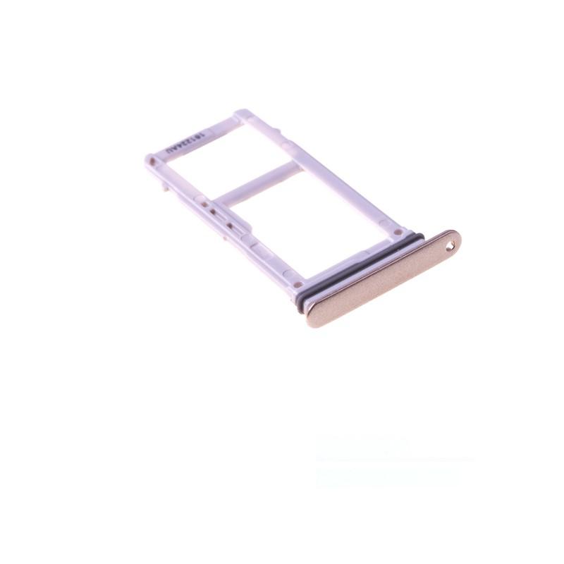 Rack tiroir carte SIM et SD pour Samsung Galaxy A3 2017 Or photo 1