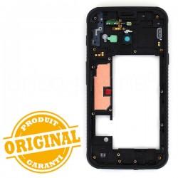 Châssis intermédiaire Noir pour Samsung Galaxy Xcover 4 photo 3