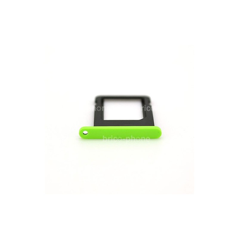 Rack carte sim pour iPhone 5C Vert photo 2