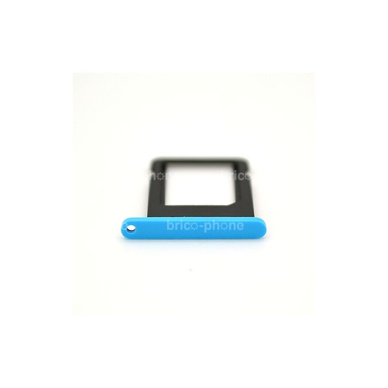 Rack carte sim pour iPhone 5C Bleu photo 2