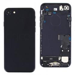 Coque arrière complète Black pour iPhone 7 photo 2