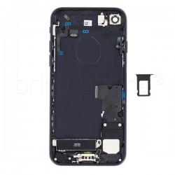 Coque arrière complète Black pour iPhone 7 photo 3