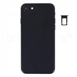 Coque arrière complète Black pour iPhone 7 photo 4