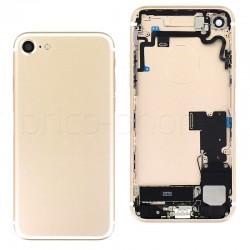 Coque arrière complète Gold pour iPhone 7 photo 2