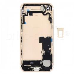 Coque arrière complète Gold pour iPhone 7 photo 3