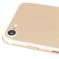 Coque arrière complète Gold pour iPhone 7 photo 5