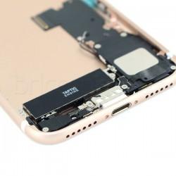 Coque arrière complète Gold pour iPhone 7 photo 6