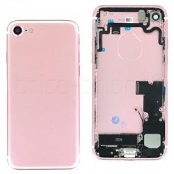 Coque arrière complète Rose Gold pour iPhone 7 photo 2
