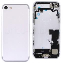 Coque arrière complète Silver pour iPhone 7 photo 2