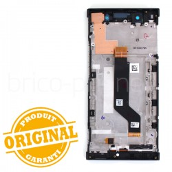 Bloc Ecran Noir sur châssis pour Sony Xperia XA1 ULTRA / XA1 ULTRA Dual photo 3