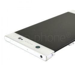 Bloc Ecran Blanc sur châssis pour Sony Xperia XA1 ULTRA / XA1 ULTRA Dual photo 3