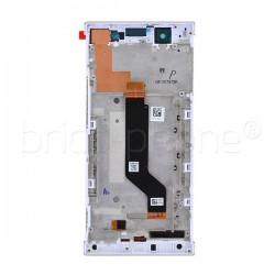 Bloc Ecran Blanc sur châssis pour Sony Xperia XA1 ULTRA / XA1 ULTRA Dual photo 4