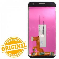 Ecran Blanc avec vitre et LCD pour Huawei Ascend G7 photo 3