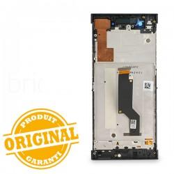Bloc Ecran Blanc sur châssis pour Sony Xperia XA1 / XA1 Dual photo 3