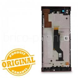 Bloc Ecran Rose sur châssis pour Sony Xperia XA1 / XA1 Dual photo 3