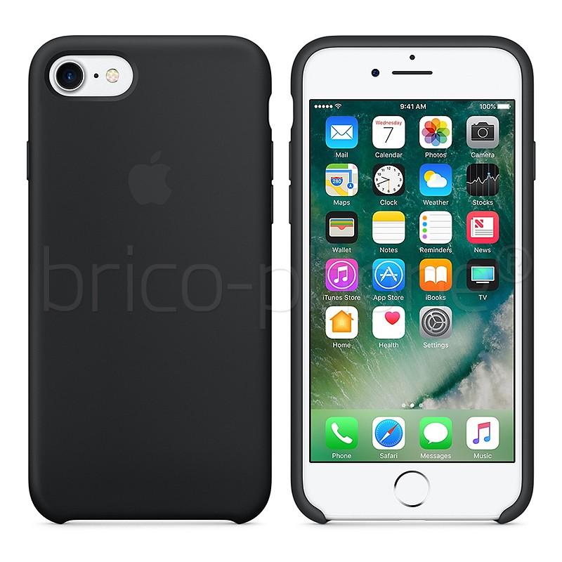coque iphone 7 apple noir