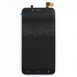 """Ecran 5.5"""""""" NOIR avec vitre et LCD pré-assemblé pour Asus Zenfone 3 Max photo 2"""