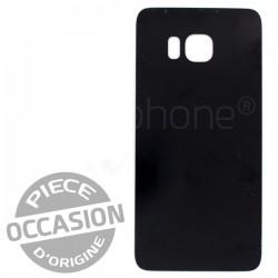 Vitre arrière Noire d'occasion pour Samsung Galaxy S6 Edge Plus photo 3