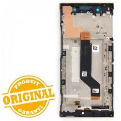 Bloc Ecran Or sur châssis pour Sony Xperia XA1 ULTRA / XA1 ULTRA Dual photo 3
