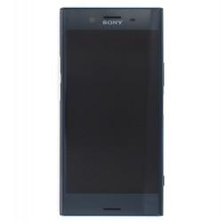 Bloc Ecran avec châssis pour Sony Xperia XZ Premium Noir photo 2