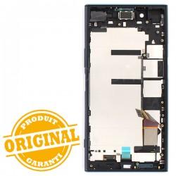 Bloc Ecran avec châssis pour Sony Xperia XZ Premium Noir photo 3