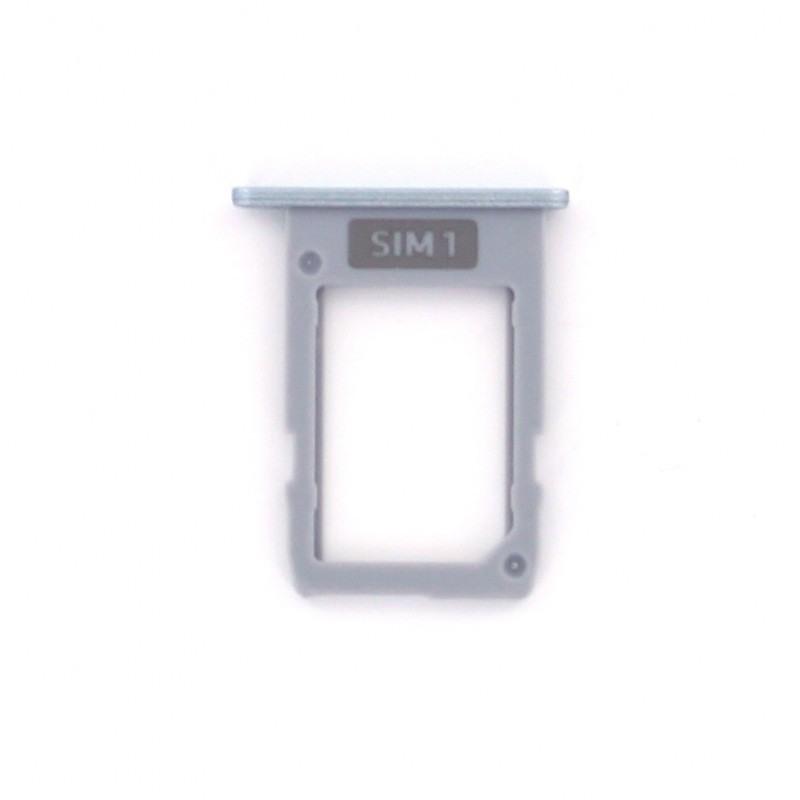 Rack tiroir carte SIM Argent pour Samsung Galaxy J5 2017 et J7 2017 photo 2