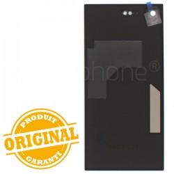Vitre Arrière Noire pour Sony Xperia XZ Premium / XZ Premium  Dual photo 3