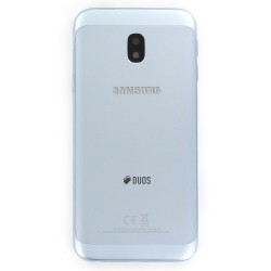 Coque arrière Argent pour Samsung Galaxy J3 2017 et J3 2017 Duos photo 2