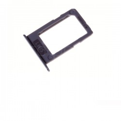 Rack tiroir carte SIM Argent pour Samsung Galaxy J3 2017 photo 2
