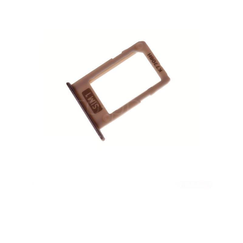 Rack tiroir carte SIM Or pour Samsung Galaxy J3 2017 photo 2