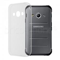 Coque en gel transparente pour Samsung Galaxy X Cover 3 photo 2