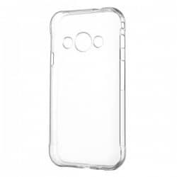 Coque en gel transparente pour Samsung Galaxy X Cover 3 photo 3