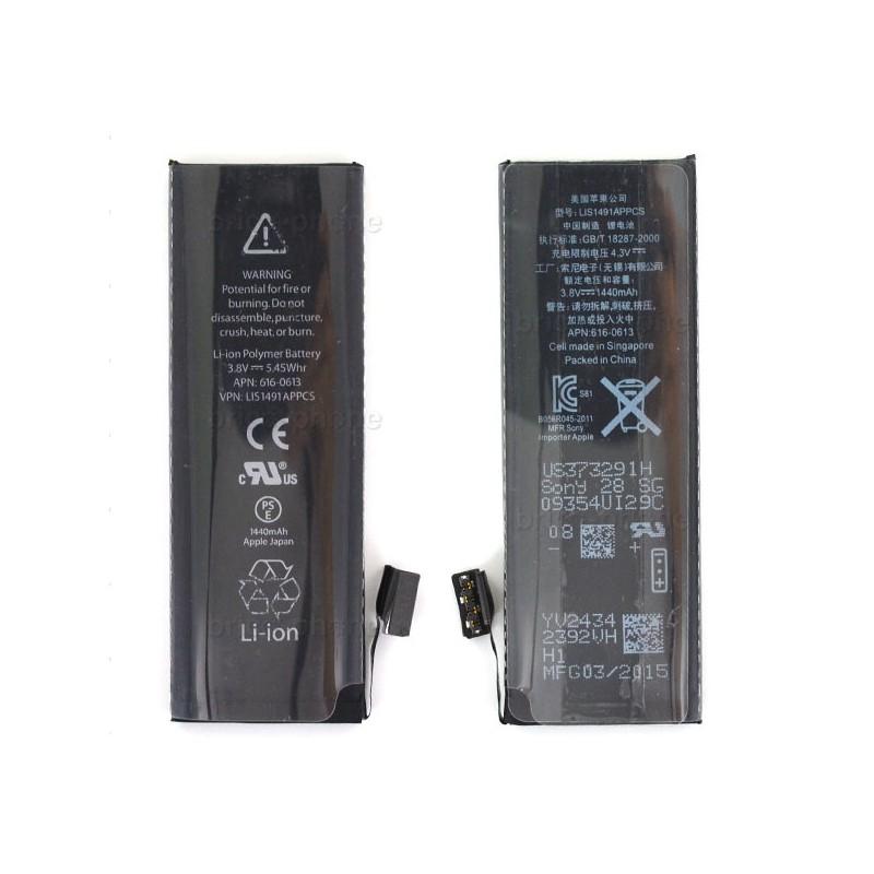 Batterie strictement identique à l'ORIGINALE pour iPhone 5 photo 2