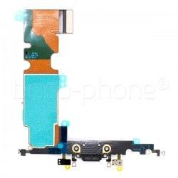 Connecteur de charge noir pour iPhone 8 Plus photo 2