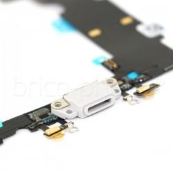 Connecteur de charge gris pour iPhone 8 Plus photo 3