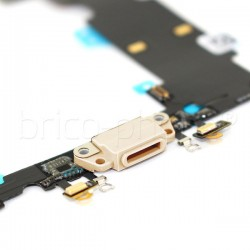 Connecteur de charge beige pour iPhone 8 Plus photo 3