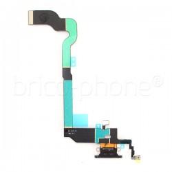 Connecteur de charge noir pour iPhone X photo 3