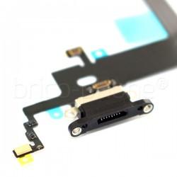 Connecteur de charge noir pour iPhone X photo 5
