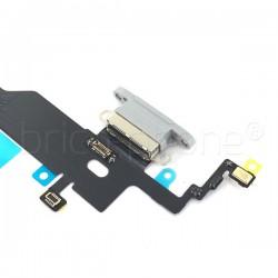 Connecteur de charge gris pour iPhone X photo 5