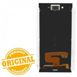 Ecran Noir avec Vitre et LCD prémontés pour Sony Xperia XZ1 photo 3