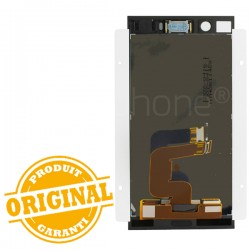 Ecran Argent avec Vitre et LCD prémontés pour Sony Xperia XZ1 Compact photo 3