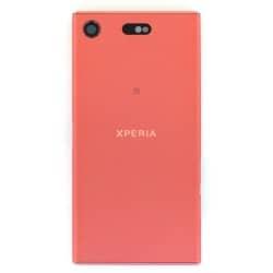 Coque Arrière Rose pour Sony Xperia XZ1 Compact photo 2