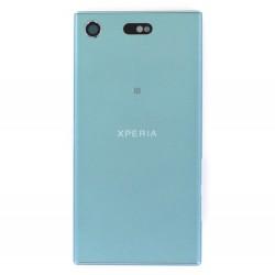 Coque Arrière Bleu pour Sony Xperia XZ1 Compact photo 2
