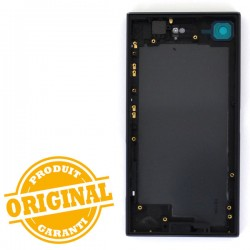 Coque Arrière Noir pour Sony Xperia XZ1 Compact photo 3