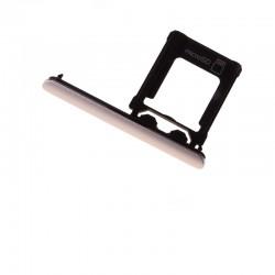 Cache et Rack tiroir carte SD Bleu pour Sony Xperia XZ1 et XZ1 Dual photo 2