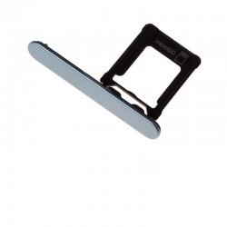 Cache et Rack tiroir carte SD Argent pour Sony Xperia XZ1 Compact photo 2