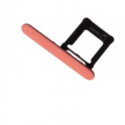 Cache et Rack tiroir carte SD Rose pour Sony Xperia XZ1 Compact photo 2