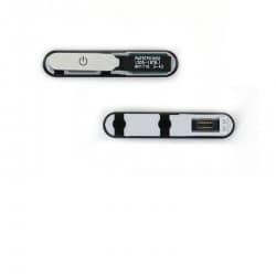 Bouton Power Argent et lecteur d'empreintes digitales pour Sony Xperia XZ1 Compact photo 2