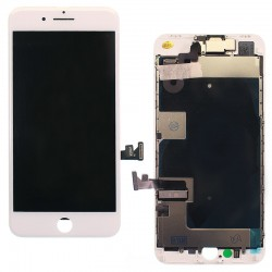 Ecran BLANC iPhone 8 Plus RAPPORT QUALITE / PRIX Pré-assemblé photo 2