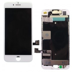 Ecran BLANC iPhone 8 RAPPORT QUALITE / PRIX Pré-assemblé photo 2